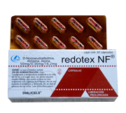 REDOTEX NF – PHARMADIET REDOTEX SIBUTRAMINA MÉXICO