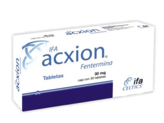 Axcion phentermine diet pills